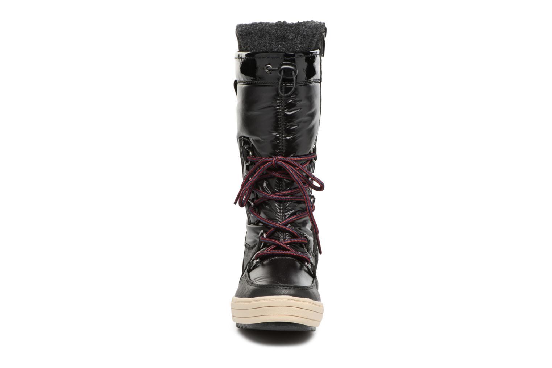 Bottines et boots Tom Tailor Angelle Noir vue portées chaussures