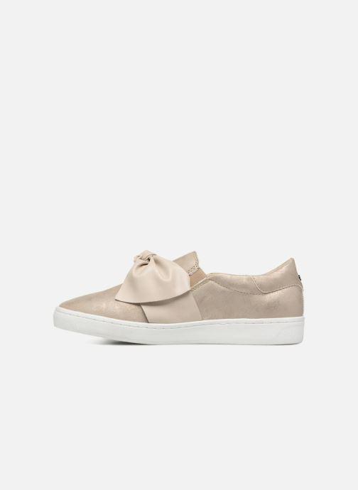 Sneakers Tom Tailor Marie Goud en brons voorkant