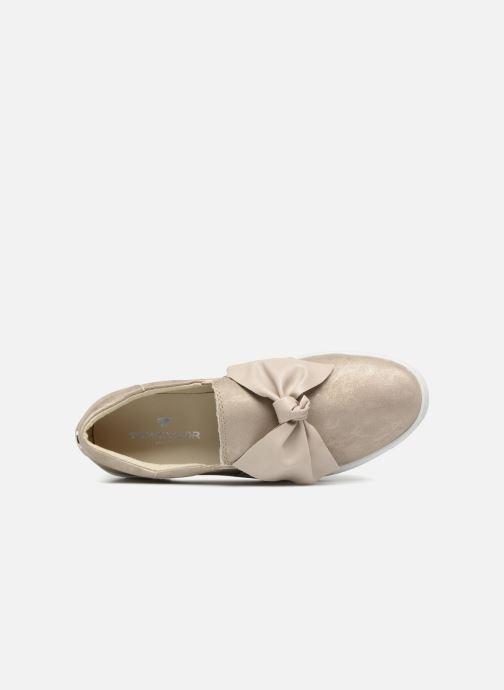 Sneakers Tom Tailor Marie Goud en brons links