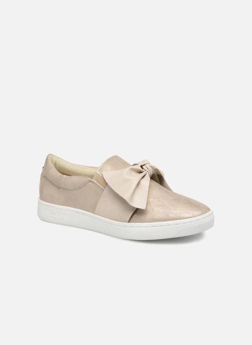 Sneakers Tom Tailor Marie Guld og bronze detaljeret billede af skoene