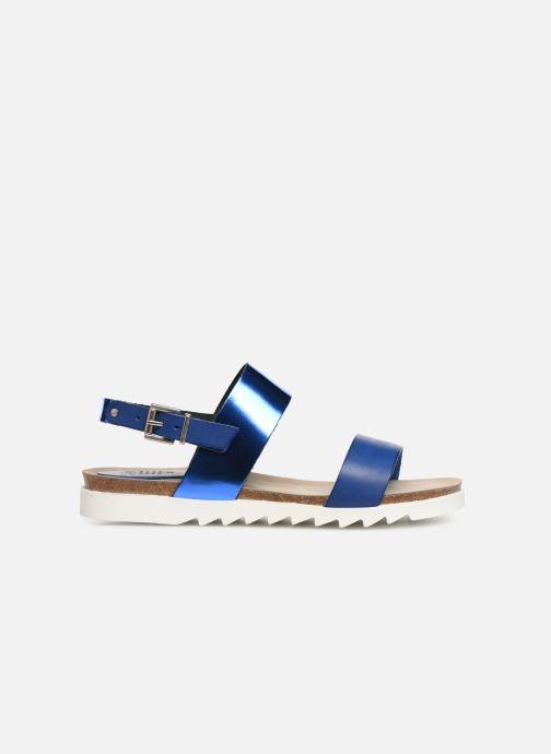 Sandales et nu-pieds TBS Tamara Bleu vue derrière