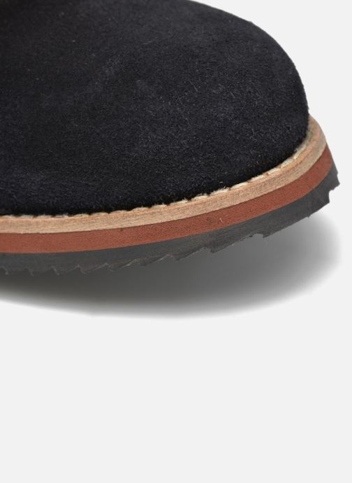 Zapatos con cordones Mr SARENZA Stawugs Azul vista lateral izquierda
