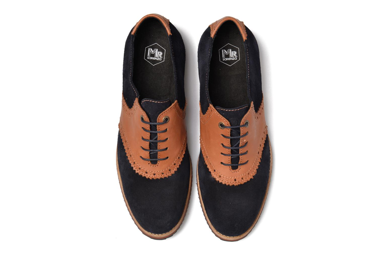 Lace-up shoes Mr SARENZA Stawugs Blue model view
