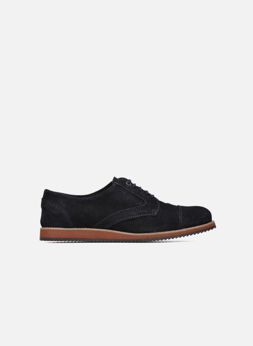 Zapatos con cordones Mr SARENZA Steamer Azul vista de detalle / par