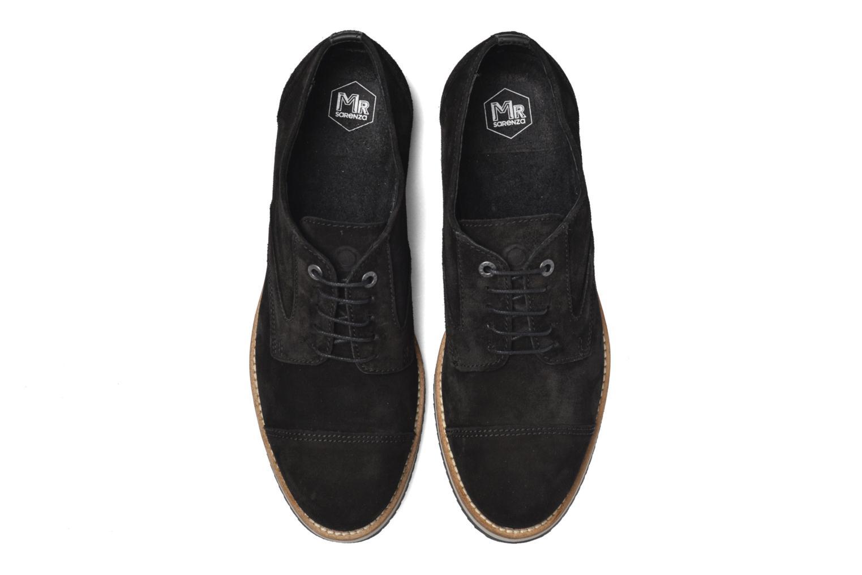 Chaussures à lacets Mr SARENZA Steamer Noir vue portées chaussures