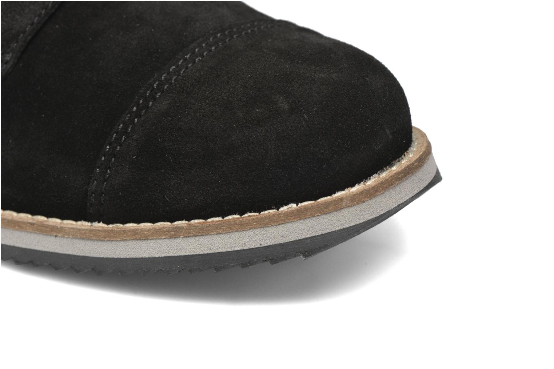 Chaussures à lacets Mr SARENZA Steamer Noir vue gauche