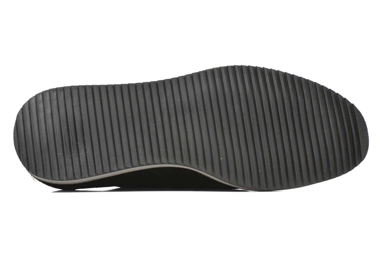 Snörade skor Mr SARENZA Steamer Svart bild från ovan