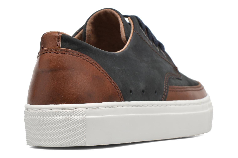 Sneakers Mr SARENZA Stevens Azzurro immagine frontale