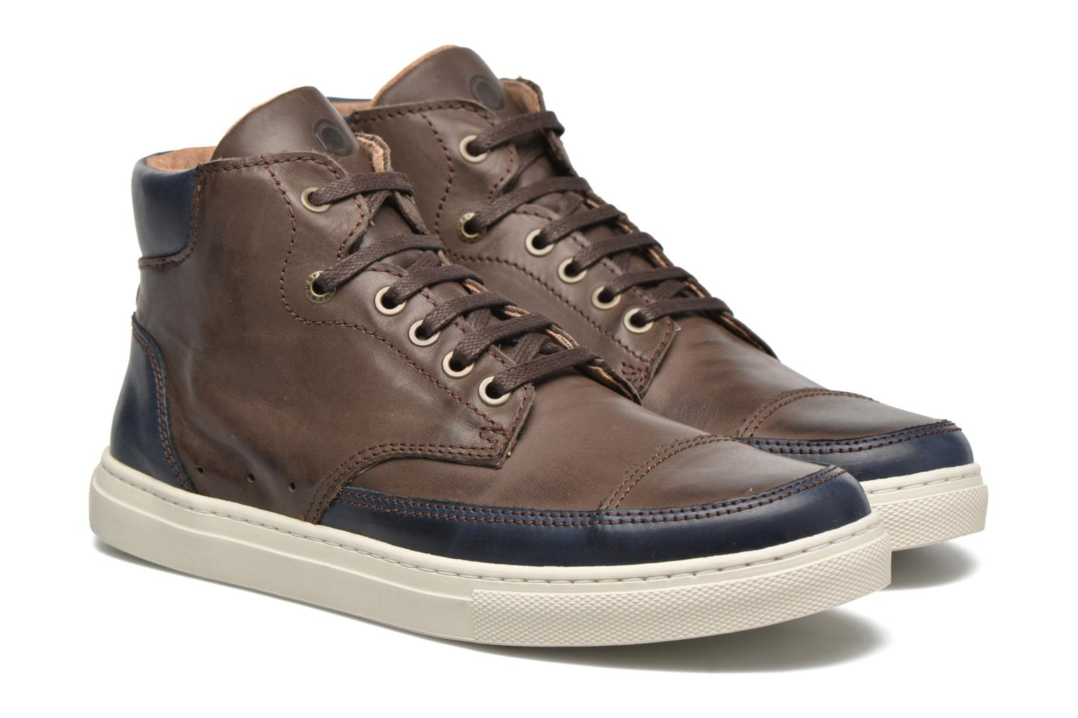 Trainers Mr SARENZA Stridor Brown back view