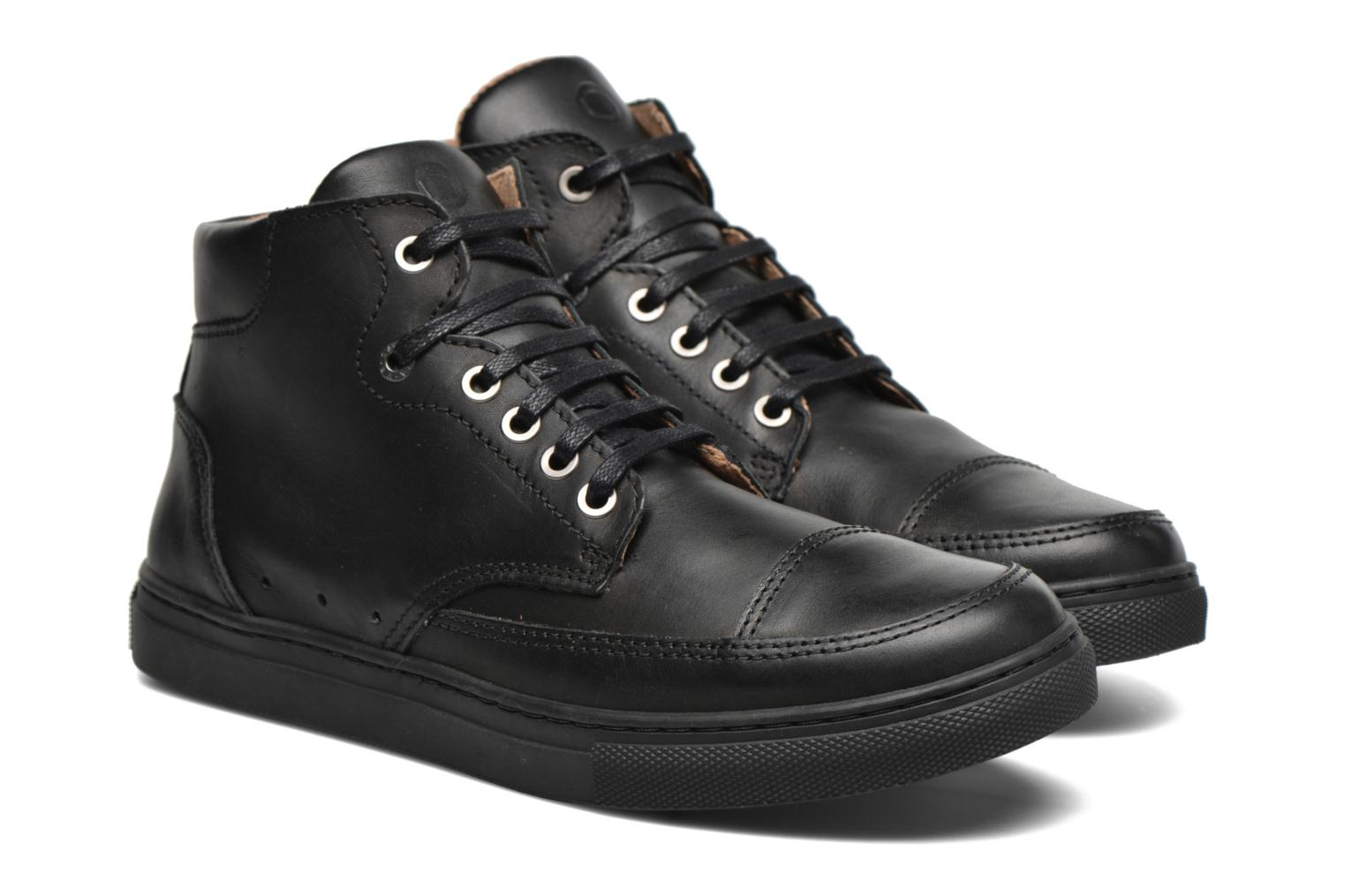 Trainers Mr SARENZA Stridor Black back view