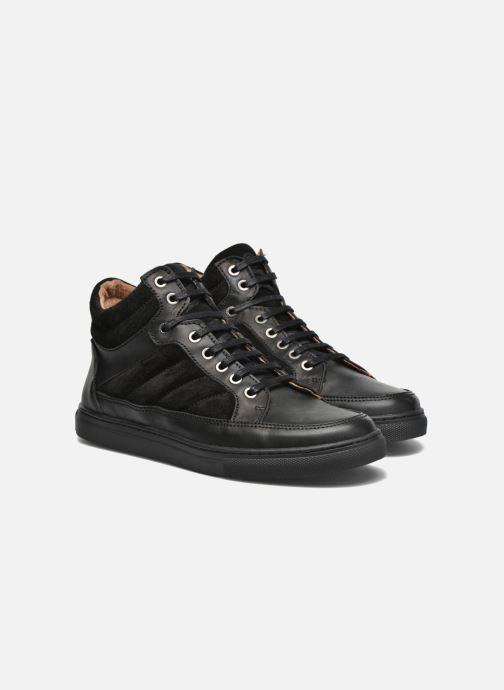 Sneakers Mr SARENZA Stryges Zwart achterkant
