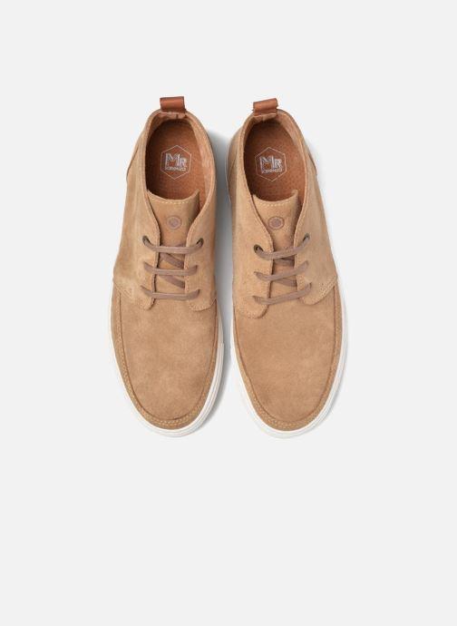 Sneakers Mr SARENZA Stappeal Brun se skoene på