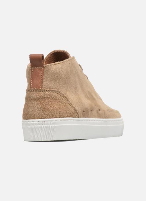 Sneakers Mr SARENZA Stappeal Brun se forfra