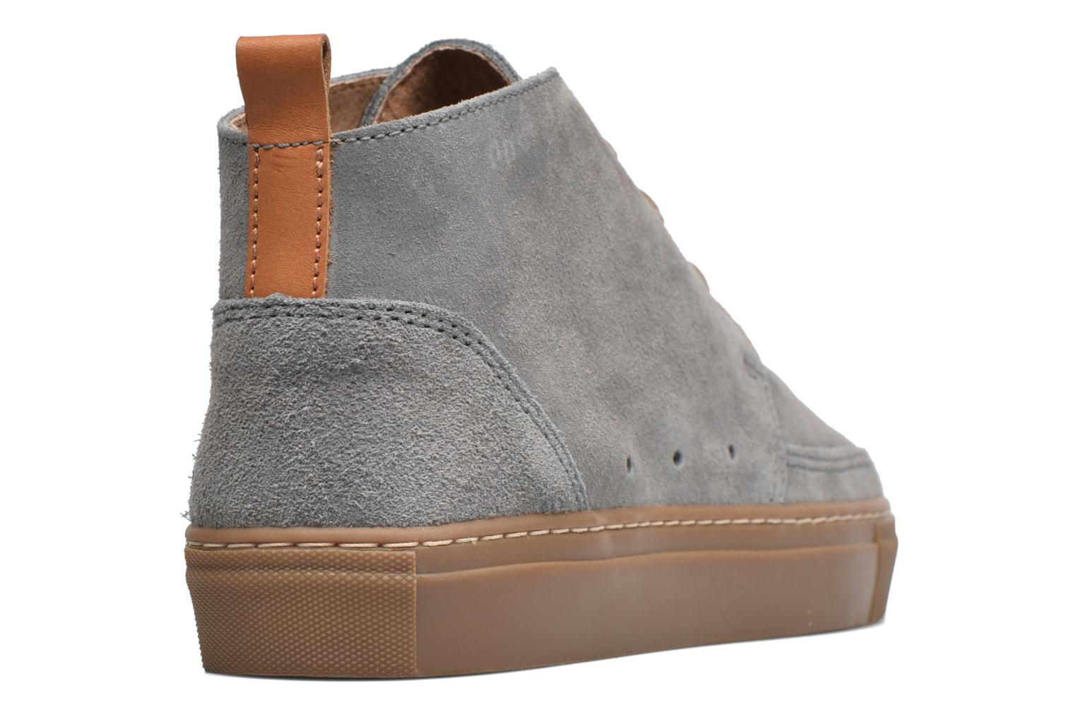 Trainers Mr SARENZA Stappeal Grey front view