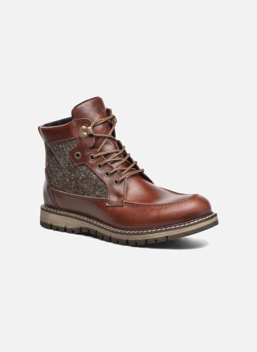 Bottines et boots Mr SARENZA Newfeel Marron vue droite