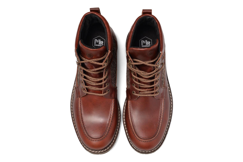 Ankelstøvler Mr SARENZA Newfeel Brun se skoene på