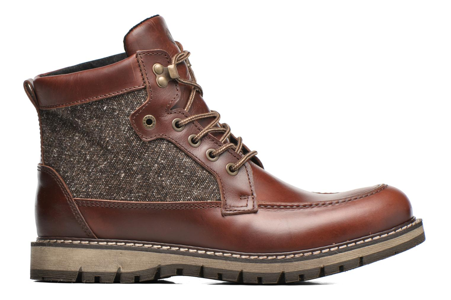 Bottines et boots Mr SARENZA Newfeel Marron vue détail/paire