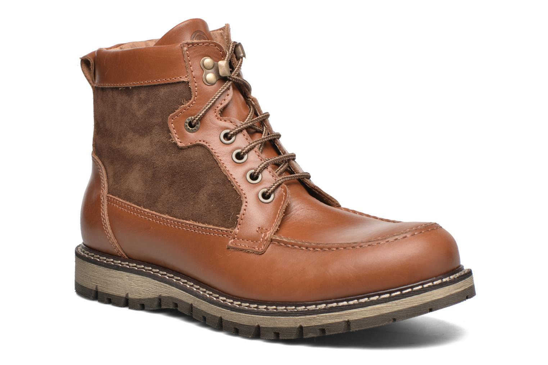 Boots en enkellaarsjes Mr SARENZA Newfeel Bruin rechts