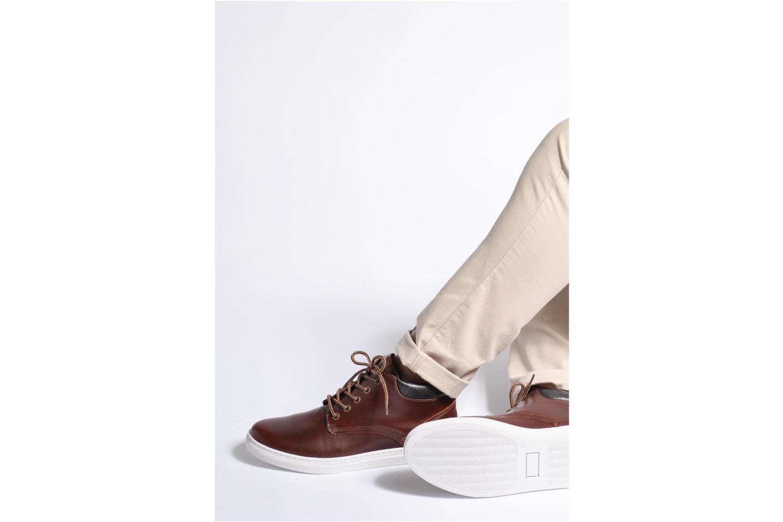Sneakers Mr SARENZA Stadium Bruin onder