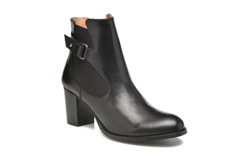 Stiefeletten & Boots Georgia Rose Villandry schwarz detaillierte ansicht/modell
