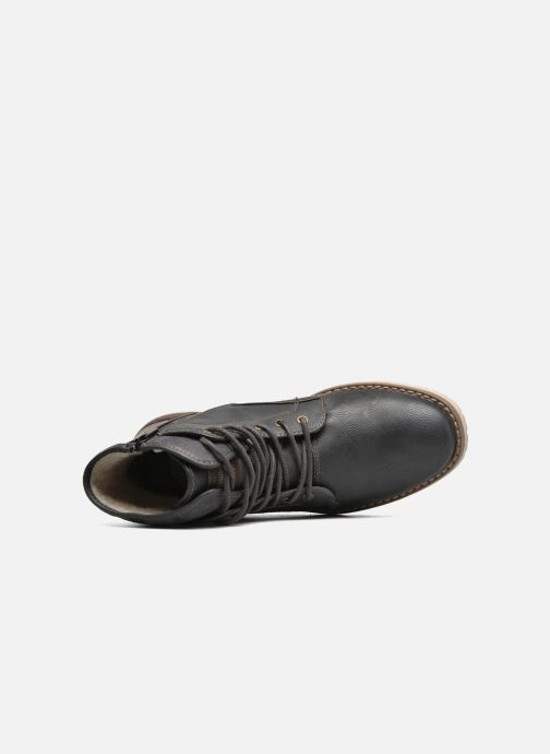 Stiefeletten & Boots Mustang shoes Muska blau ansicht von links