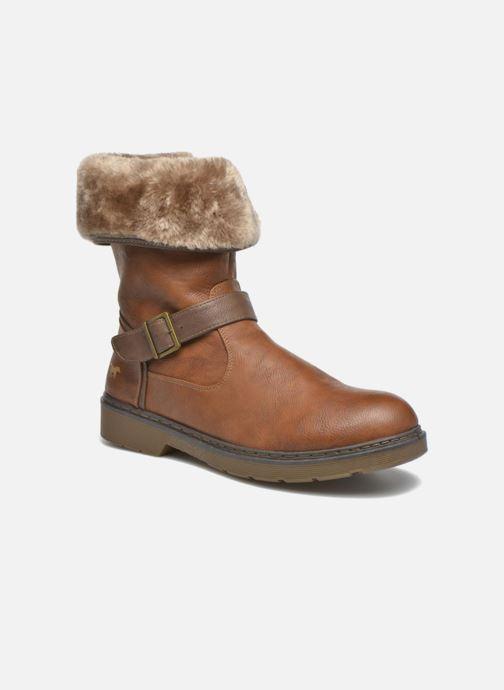 Stivaletti e tronchetti Mustang shoes Musdi Marrone vedi dettaglio/paio