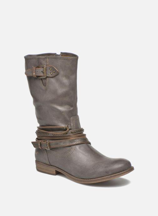 Damen Mustang Shoes Mupe Stiefeletten /& Boots Grau
