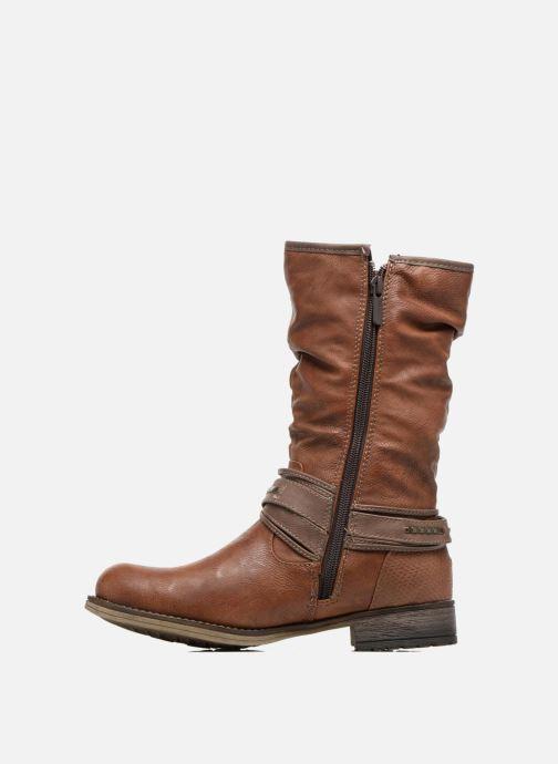 Laarzen Mustang shoes Muze Bruin voorkant