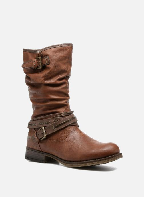 Boots & wellies Mustang shoes Muze Brown detailed view/ Pair view