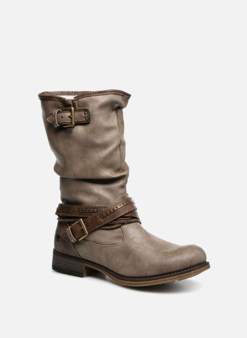 Stivali Mustang shoes Muze Marrone vedi dettaglio/paio