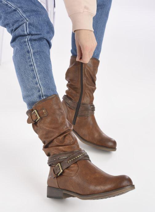 Stivali Mustang shoes Muze Marrone immagine dal basso