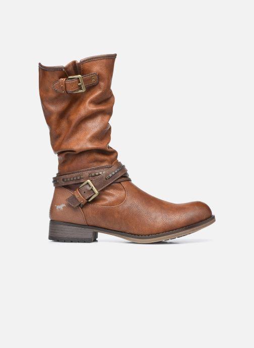 Stivali Mustang shoes Muze Marrone immagine posteriore