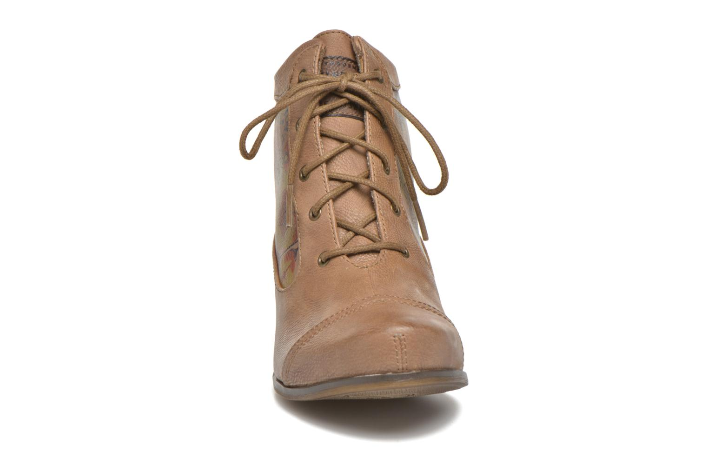 Boots en enkellaarsjes Mustang shoes Manur Bruin model