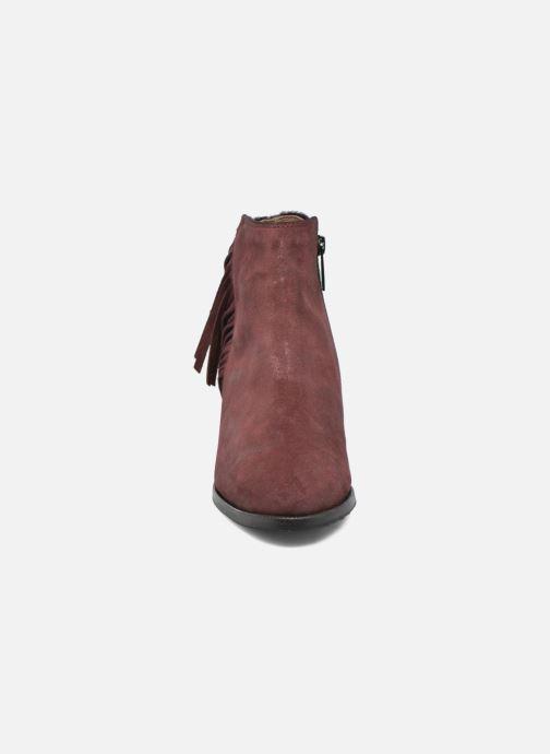 Boots en enkellaarsjes Softwaves West 02 Bordeaux model
