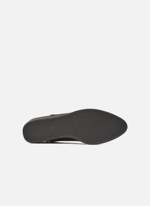 Zapatos con cordones André Cab Negro vista de arriba