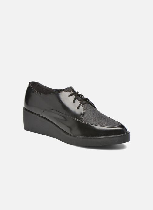 Zapatos con cordones André Cab Negro vista de detalle / par