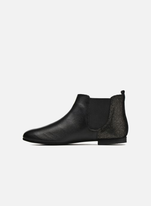 Boots en enkellaarsjes André Carrousel Zwart voorkant