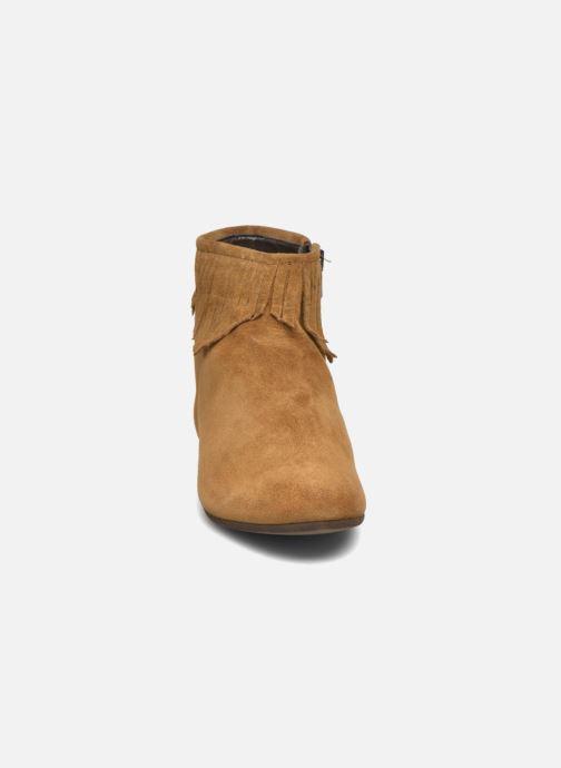 Ankelstøvler André Coachella Brun se skoene på