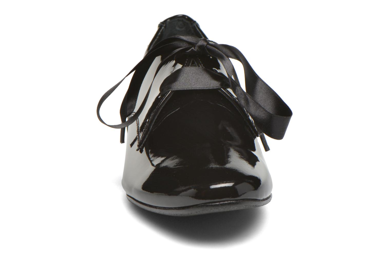 Chaussures à lacets André Gourmandise Noir vue portées chaussures