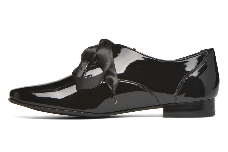 Chaussures à lacets André Gourmandise Noir vue face