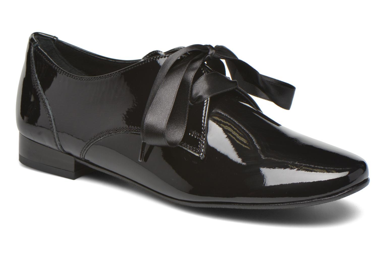 Chaussures à lacets André Gourmandise Noir vue détail/paire