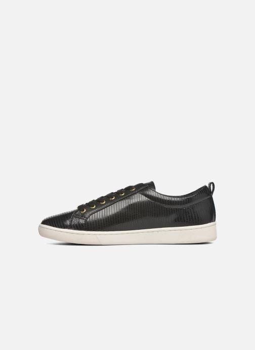 Sneakers André Manhattan Zwart voorkant