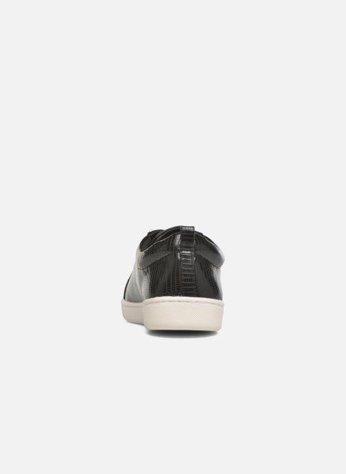 Sneakers André Manhattan Zwart rechts