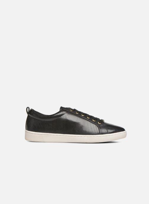 Sneakers André Manhattan Zwart achterkant