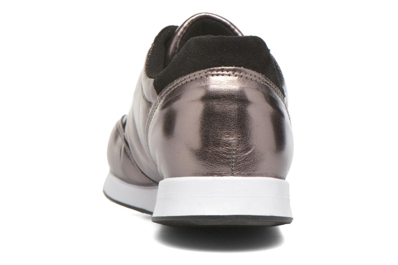 Sneaker André Maximum gold/bronze ansicht von rechts