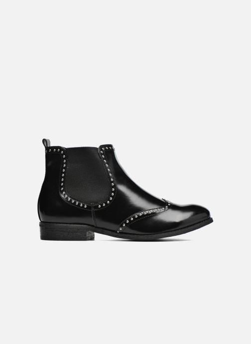 Bottines et boots André Metal Noir vue derrière