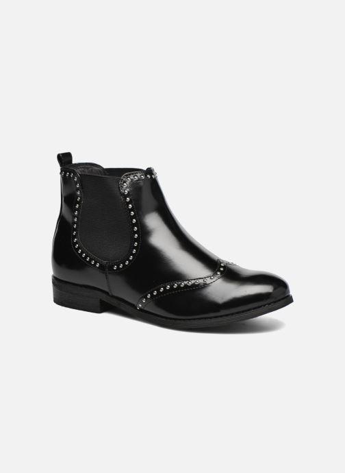 Bottines et boots André Metal Noir vue détail/paire