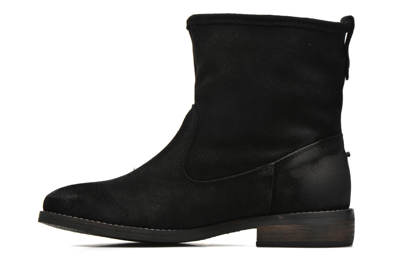 Bottines et boots André Mountain Noir vue face