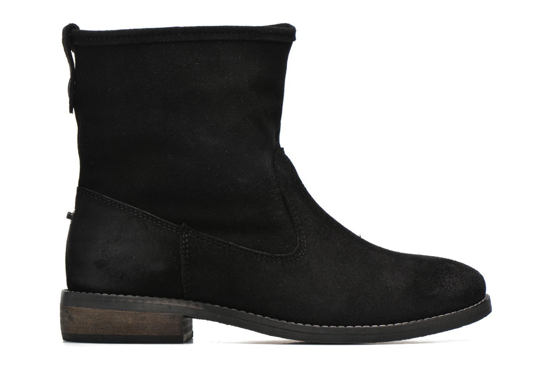 Bottines et boots André Mountain Noir vue derrière