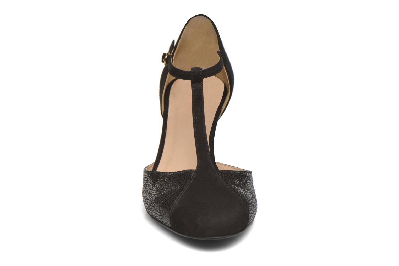 Escarpins André Pandore Noir vue portées chaussures